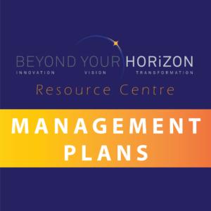 Management Plans/Manuals